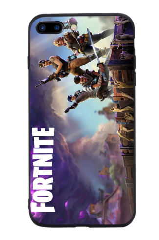 Kryt na mobil Fortnite na iPhone
